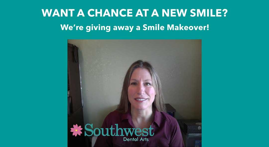 Smile Makeover Giveaway 2020 | Southwest Dental Arts
